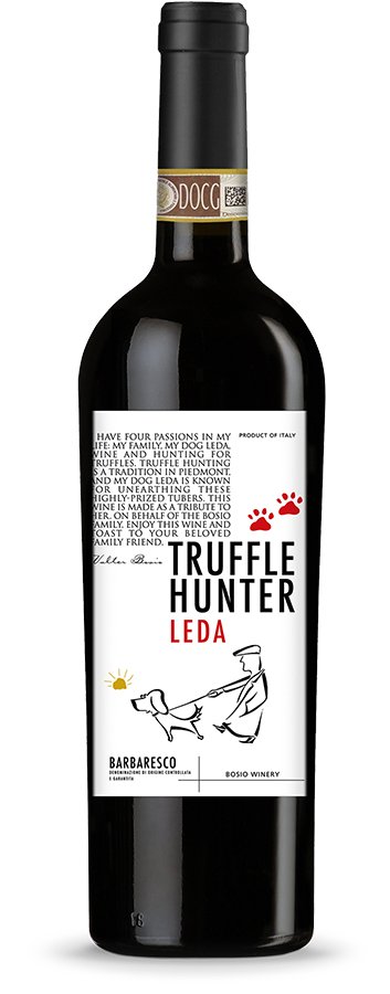 Barbaresco DOCG Vino Truffle Hunter Leda