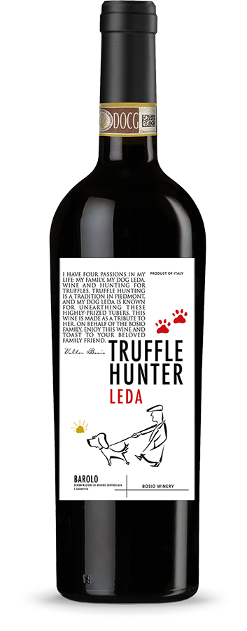 Barolo DOCG - Wines Truffle hunter Leda