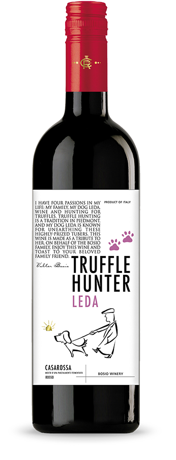 CasaRossa - Wines Truffle hunter Leda